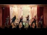 Танец на «Зимний action» 2013